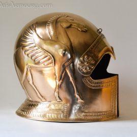 Cretan helmet