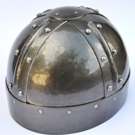 Hemispherical Spangenhelm
