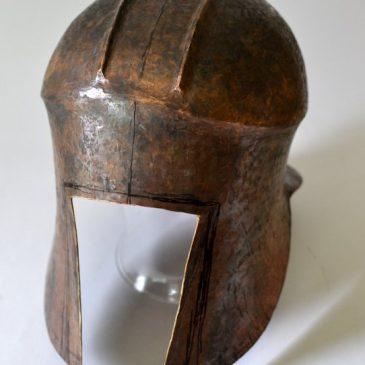 Illyrian helmet